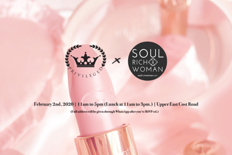 Be a SoulRichWoman, attend this soul rich gathering!